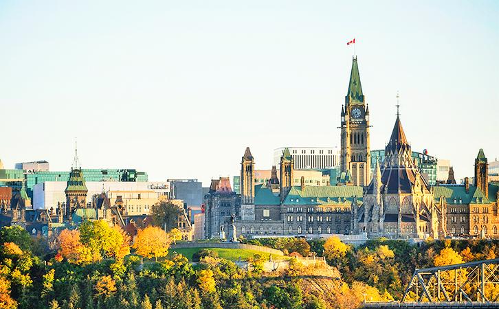 加拿大留学哪个城市好?